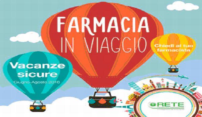 """Sette farmacie della provincia partecipano al progetto """"Farmacie in viaggio"""" tra loro Villalvernia e  Castelnuovo"""