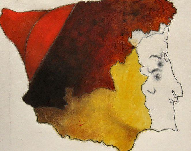 Gaspare Sicula in arte Feliscatus espone i suoi dipinti alla 11DREAMS Art Gallery