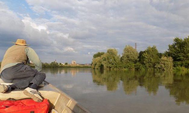 Venerdì a Pecetto di Valenza si racconta la discesa sul po in barca