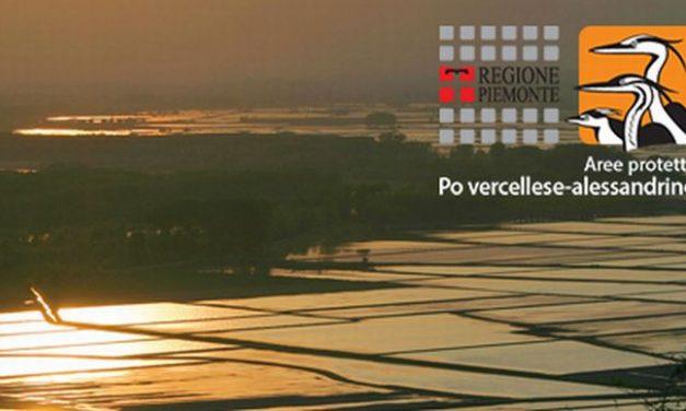 L'Ente di gestione delle Aree protette del Po vercellese-alessandrino ufficializza  l'adesione al Manifesto per il Po!
