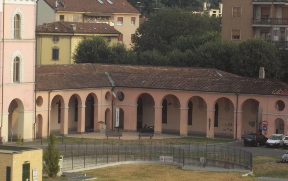 Marcello Crotti presidente del Cisa di Tortona che a breve si trasferirà nell'ex Inps