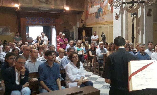 Arquata, restaurata la chiesa a Sottovalle