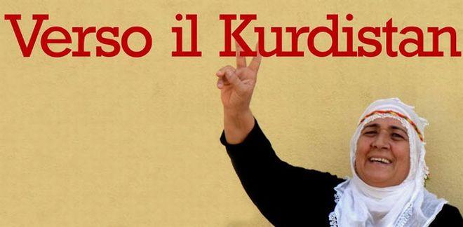 Dalla Bassa valle Scrivia il sostegno al Kurdistan