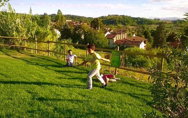 A Vho nasce un percorso in mezzo alla natura grazie alla Fondazione CrTortona