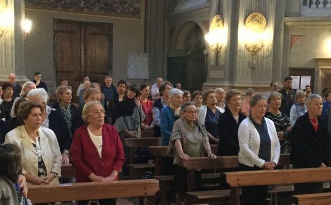 Il rettore don Vanoi presiede i 170 anni della parrocchia di Villalvernia