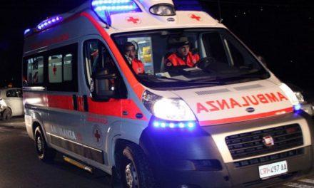 Maxi tamponamento sull'Aurelia bis a Sanremo, cinque feriti di cui un paio in gravi condizioni
