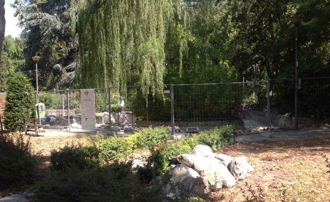 Alessandria, Il laghetto dei giardini tornerà al suo antico splendore, ma senza i Cigni