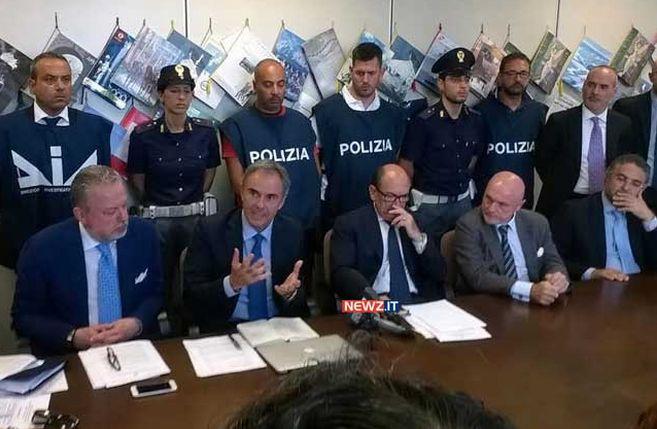 Anche tre novesi arrestati nell'ambito della ndrangheta collegata al Terzo Valico per l'operazione Alchemia