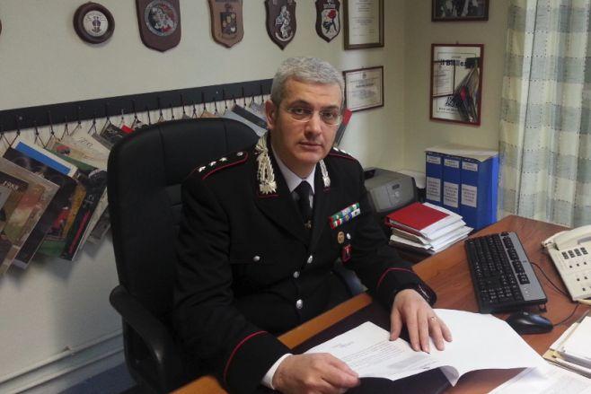 I Carabinieri di Casale Monferrato hanno arrestato un rumeno con 300 kg di rame