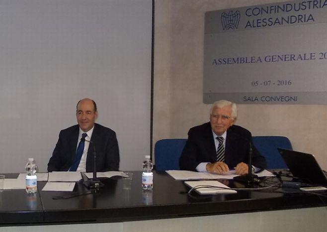 Gli industriali di Alessandria si uniscono a  Novara e Vercelli