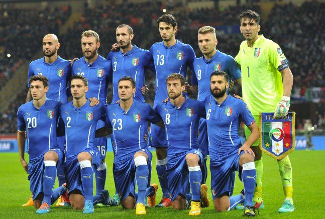 A Novi Maxischermo per Italia Germania
