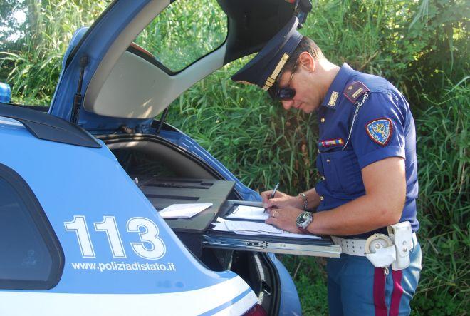 Cambio al vertice della  Polizia Stradale di Ovada e Acqui terme