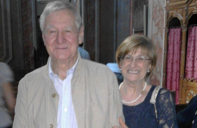 A Gremiasco Silvana e Giuseppe hanno festeggiato 50 anni di matrimonio