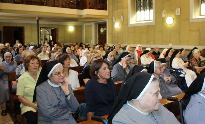 Tanta gente a Tortona alla festa del Sacro Cuore