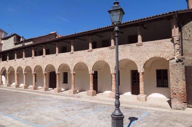 Terminati i lavori di restauro dell'ex convento dell'Annunziata a Tortona