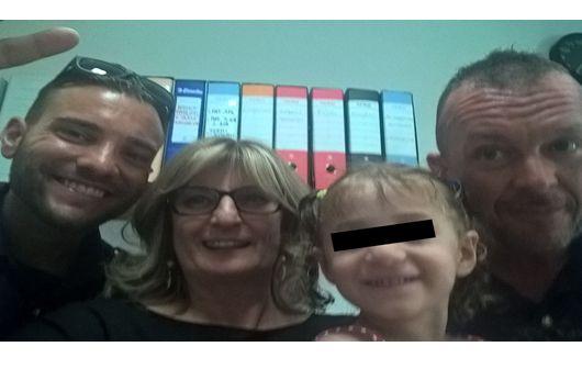 Bimba di tre anni abbandonata in autogrill, salvata dalla Polizia stradale di Ovada