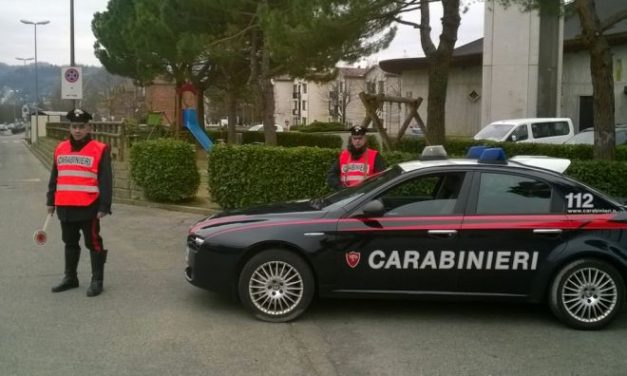 Due persone deunciate dai Carabinieri di Solero