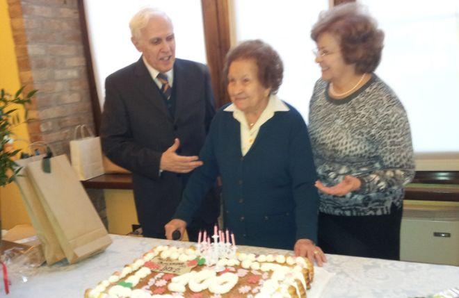E' morta Ines Robino centenaria di Novi Ligure
