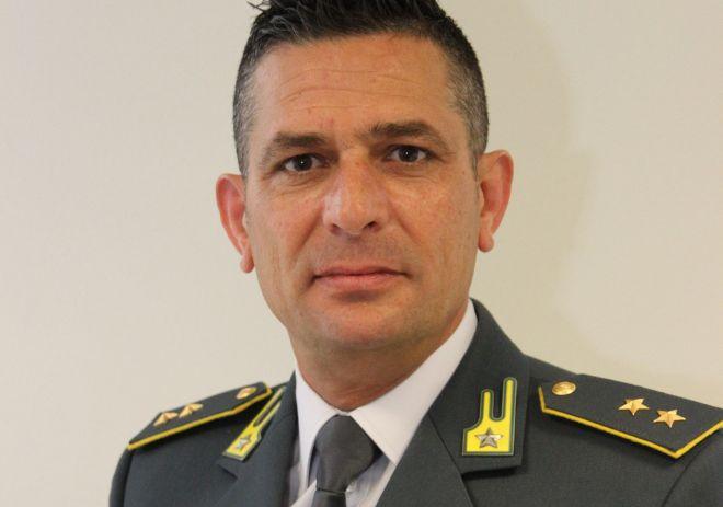 Nuovo comandante alla Finanza di Novi Ligure
