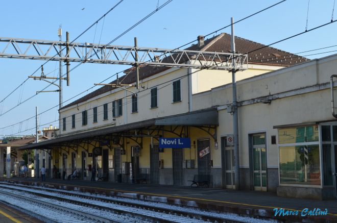 La Polfer trova piante di marijuana vicino alla stazione di Novi Ligure
