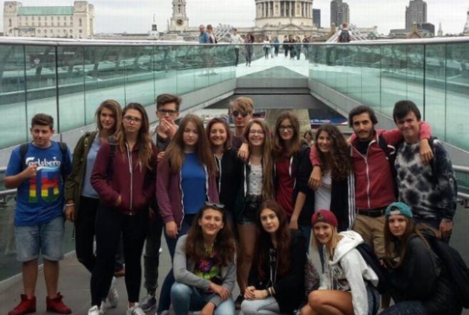 Ferragosto in Galles per i giovani tortonesi che hanno partecipato all'Erasmus