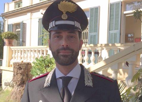 Il capitano Ignazio Lorito nuovo comandante dei Carabinieri di Bordighera