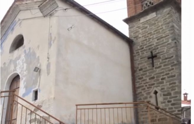 In val Curone c'é la festa del Patrono, ma la chiesa rimane chiusa