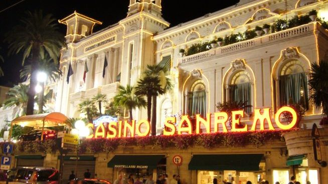 Un Ordine del giorno per riaprire il Casinò di Sanremo