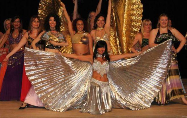 Ad Arma di Taggia mercoledì si presentano le danze orientali