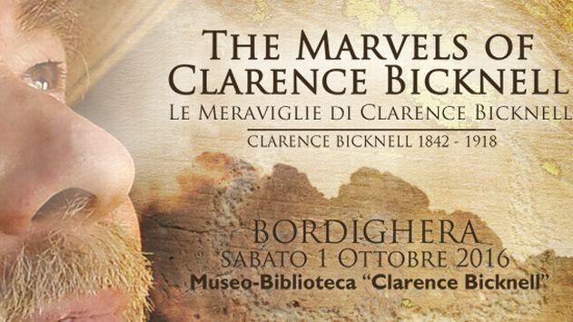 """Sabato al museo di Bordighera il docu-film su """"Le Meraviglie di Clarence Bicknell"""""""