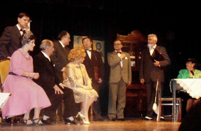 """I """"Matt'attori"""" in scena al Teatro di Cassano Spinola"""