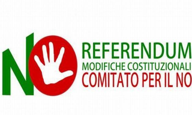 Anche a Tortona nasce il Comitato per il NO alla Riforma Costituzionale Boschi Renzi