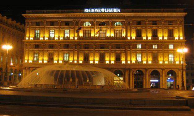 Regione Liguria: primo concorso per assunzioni di nuovo personale dopo 13 anni