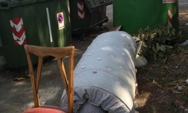 Rifiuti abbandonati a Tortona, multe a ben 17 persone