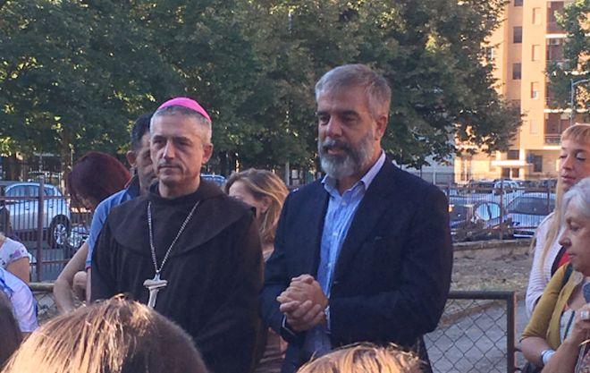 Inaugurata stamattina la nuova scuola media di Tortona all'Oasi