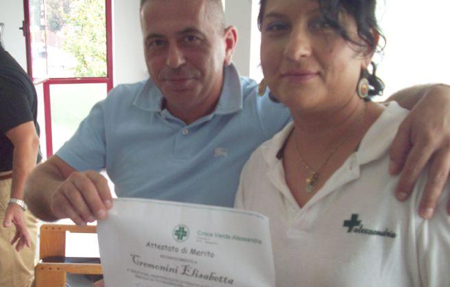 Nuovi volontari alla Croce verde di Alessandria