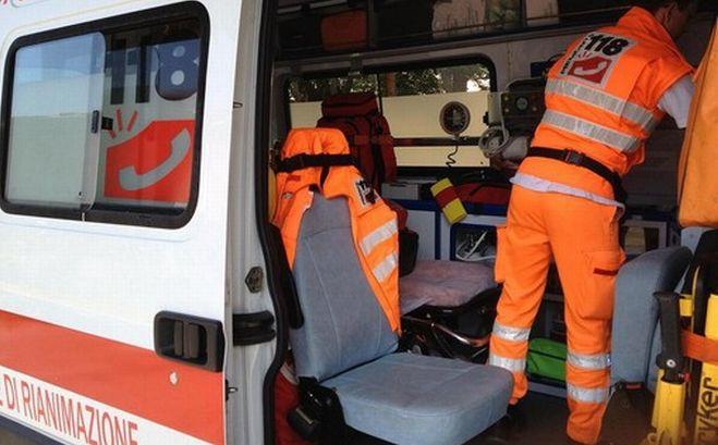 Ventimiglia, motociclista si schianta in galleria al confine con la Francia, è grave