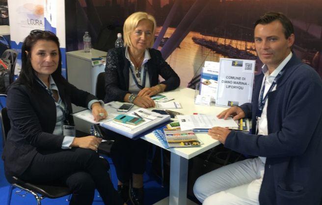 Diano Marina ha contattato operatori di  Cina, Usa, Brasile, Australia e altri Paesi per incentivare il turismo