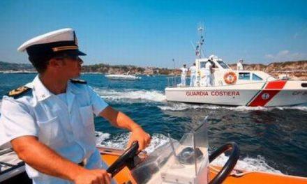La Guardia Costiera interviene al largo di Cervo per un'imbarcazione in difficoltà