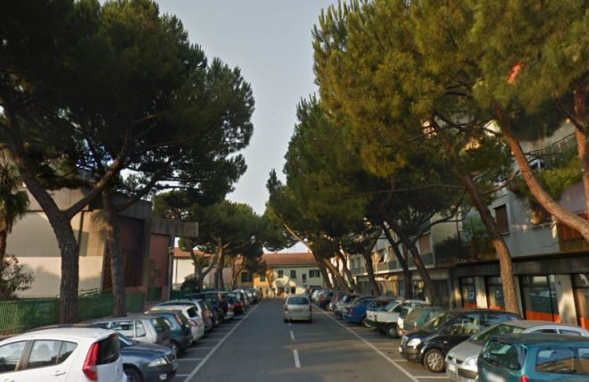 Diventerà più bella via Gramsci a Ventimiglia