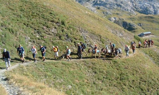 Domenica un'escursione sui territori del Parco delle Alpi Liguri
