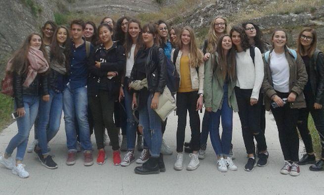 Visite guidate in inglese per gli studenti del Liceo Amaldi di Novi