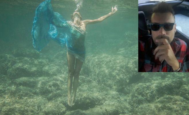 Doppio successo per il fotografo dianese Riccardo Bandiera: vittoria alla biennale e alla gara di solidarietà