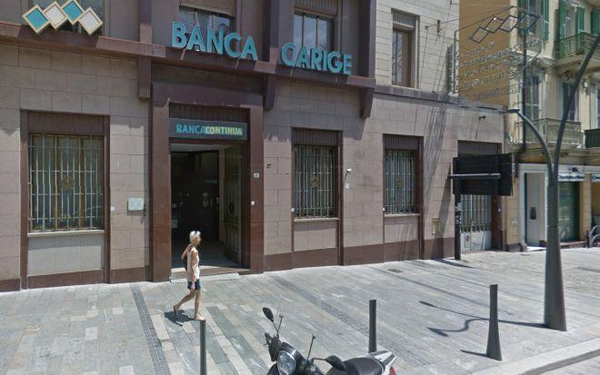 Donna casalese di 33 anni tenta la truffa alla Carige di Sanremo, arrestata dai Carabinieri e condannata