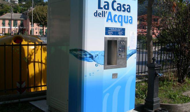 """Diano Castello avrà una  """"Casetta dell'acqua"""" che erogherà acqua gasata"""
