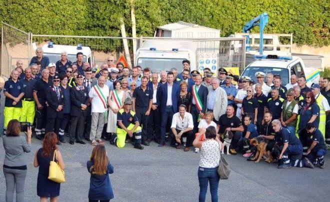 Cervo rinnova la convenzione con l' Associazione Volontari della Protezione Civile per garantire anche la sorveglianza