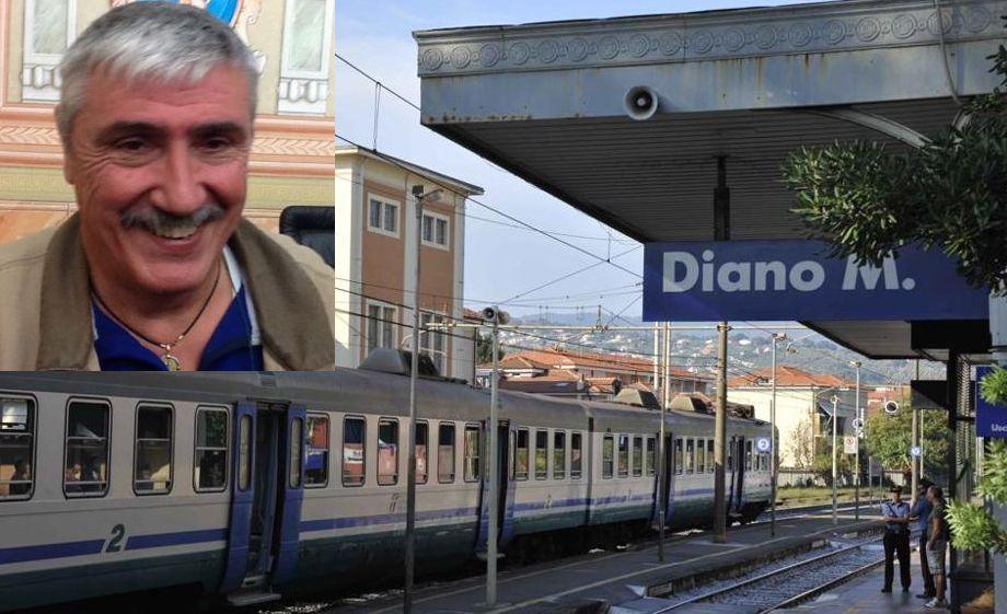 """Chiappori: """"Garantisco che la nuova stazione di Diano Marina sarà collegata al centro in tempo utile"""""""