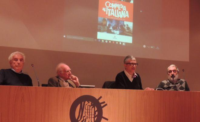 A Tortona per due giorni si è parlato della Commedia all'italiana grazie al Circolo del Cinema
