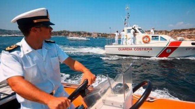 Intervento della Guardia Costiera di Imperia, soccorse tre persone durante la regata