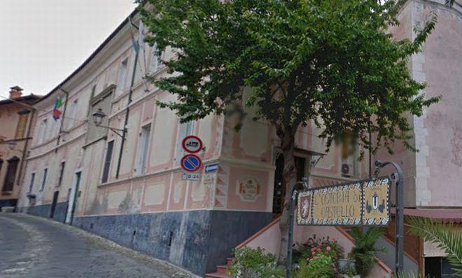 Diano Castello decide l'allargamento di via Rebaudi
